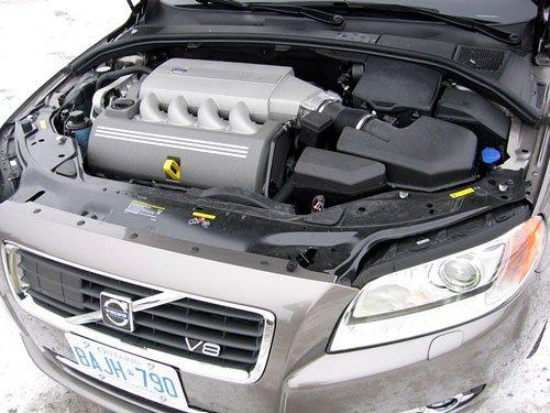 『volvo s80的发动机』高清图片