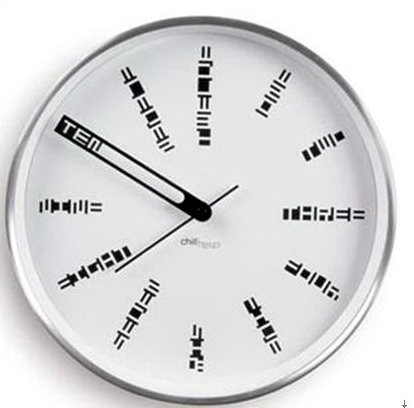 自制时钟电路图