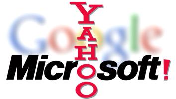 微软和雅虎达成了一项为期十年的互联网搜索及广告合作协议