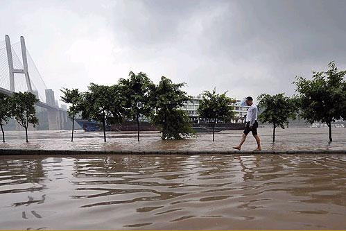 洪涝灾害 洪水 499_333