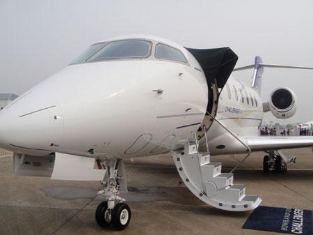 珠海航展展出机型