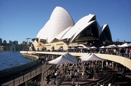没有悉尼歌剧院