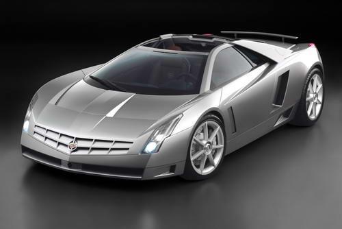 凯迪拉克概念车cien高清图片